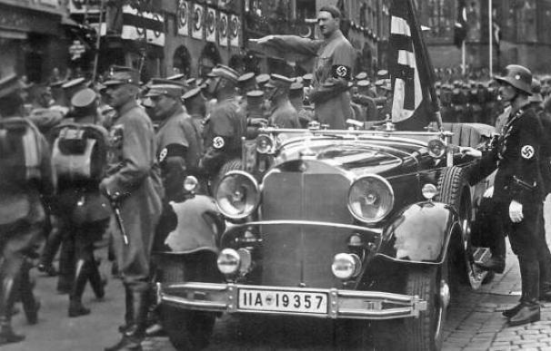 El 'Súper Mercedes' de Hitler.