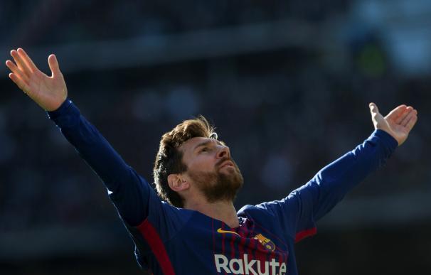Messi, el amo de los clásicos