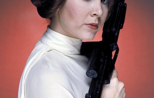 Carrie Fisher confirma que estará en el Episodio VII de Star Wars