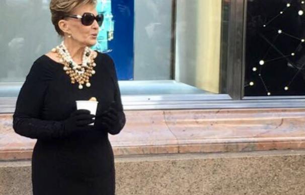 María Teresa Campos se hace un 'Desayuno con Diamantes'