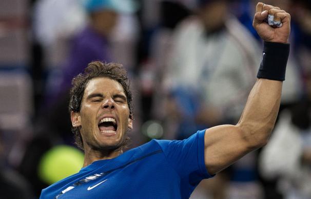 Imagen del tenista Rafa Nadal.