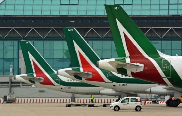 Lufthansa presenta una oferta por algunos activos de la compañía Alitalia