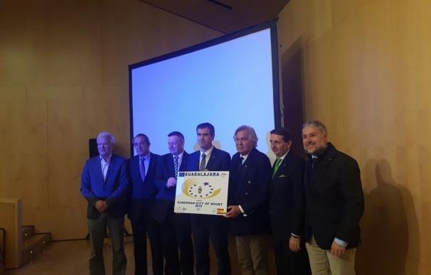 Guadalajara pasa el examen y se convierte en candidata para ser Ciudad Europea del Deporte de 2018