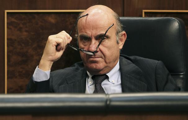 Luis de Guindos | EFE