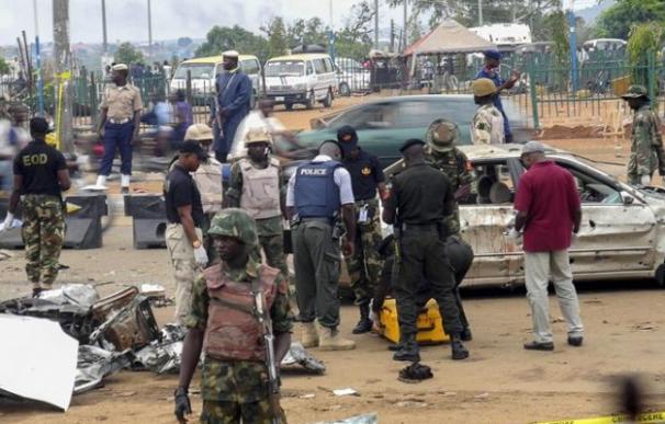 Imagen de otro ataque en Nigeria