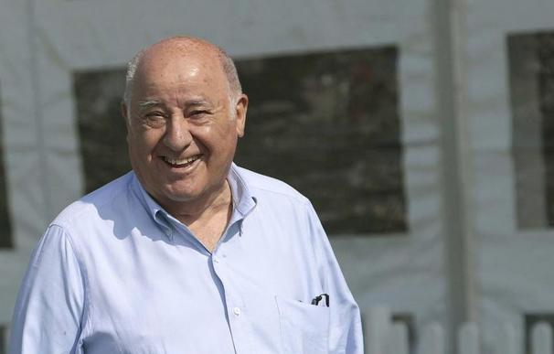 Imagen del fundador de Inditex, Amancio Ortega.