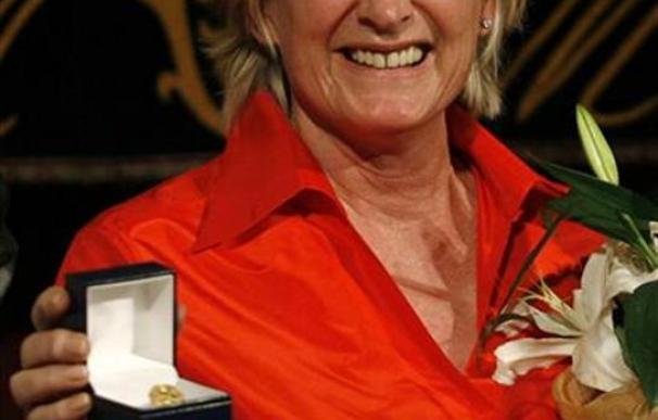 La diseñadora Yvonne Blake gana el Premio Nacional de Cine