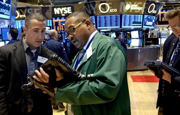 Wall Street baja el 0,40 por ciento en el Dow Jones de Industriales