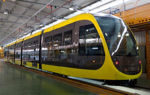 Tranvía de CAF