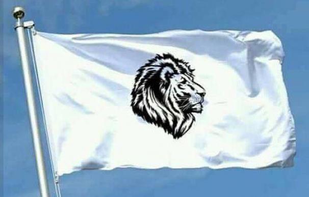 Las autoridades iraquíes alertaban de una nueva bandera que ondeaba sobre las escasas porciones del territorio del Estado Islámico