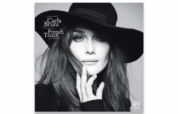 Carla Bruni presentará su nuevo disco, 'French Touch', en un concierto el 10 de enero en Madrid