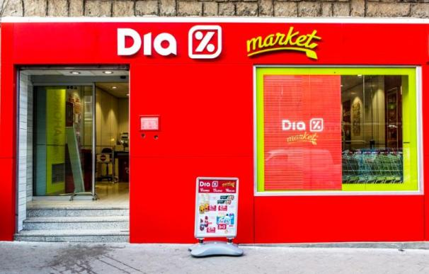 Tienda de Dia en España