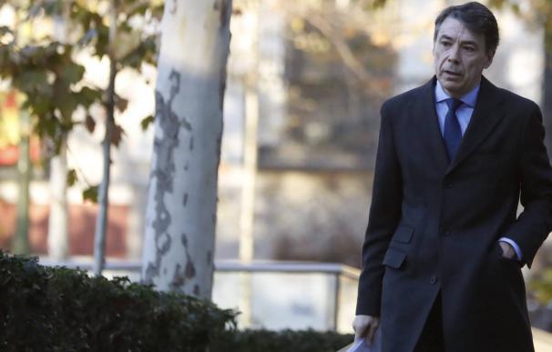 Fotografía de Ignacio González, expresidente de la Comunidad de Madrid