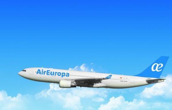 Air Europa ofrecerá a sus clientes una tarifa especial.