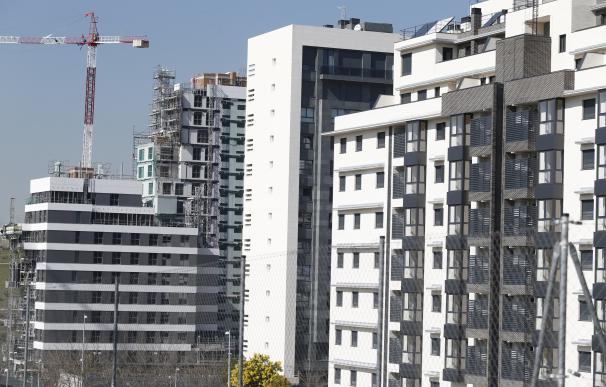 (Ampl.) El precio de la vivienda crece un 7% hasta septiembre, según Gesvalt