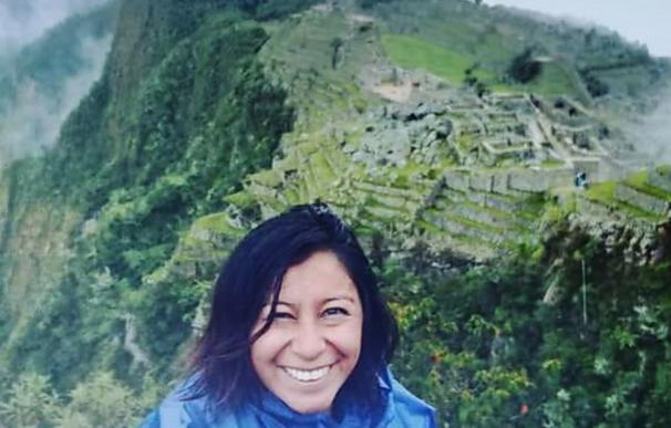 La familia busca a la joven desaparecida en Perú