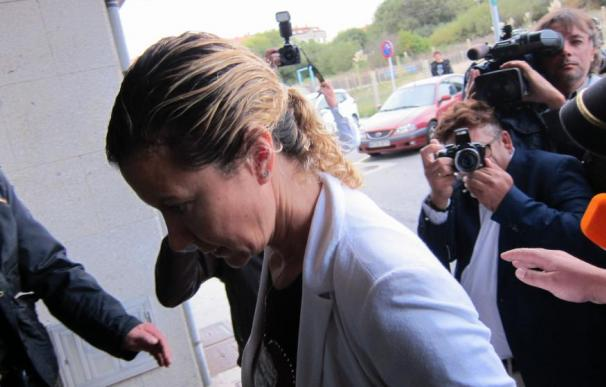 Fotografía de Diana López-Pinel, madre de Diana Quer.