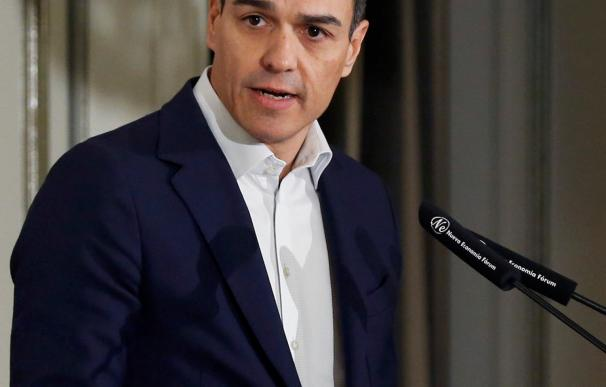 Fotografía de Pedro Sánchez