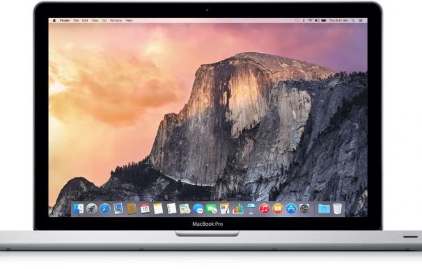 Portátiles Mac nuevos o actualizados