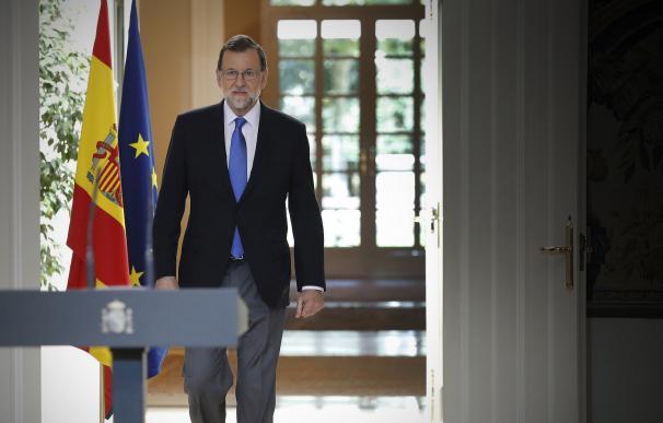 Fotografía de Mariano Rajoy, presidente del Gobierno