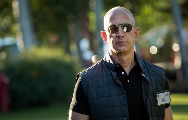 Fotografía de Jeff Bezos, Amazon