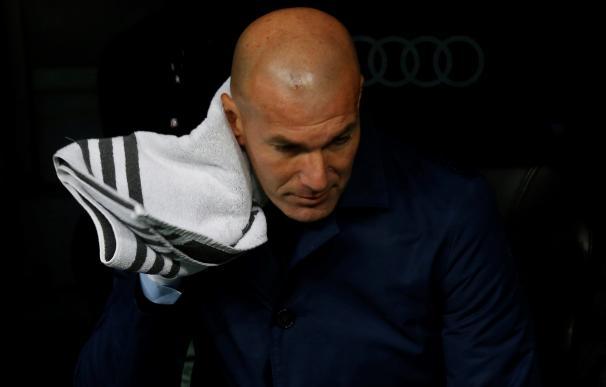 Zidane aún no tira la toalla