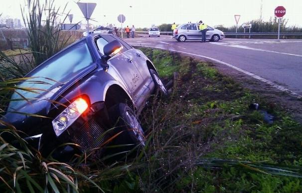 Más de la mitad de las víctimas de accidentes de tráfico en Cantabria durante 2012 sufrió un esguince cervical