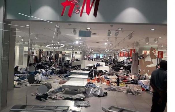 H&M cierra sus tiendas en Sudáfrica tras ser tachada de racista por una camiseta