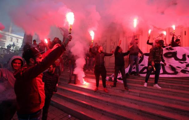 Túnez está al límite