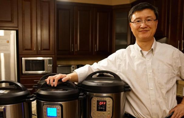 El creador de Instant Pot, Robert Wang / Instant Pot