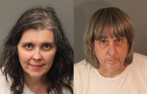 Imagen de la pareja facilitada por la oficina del Comisario del Condado Riverside