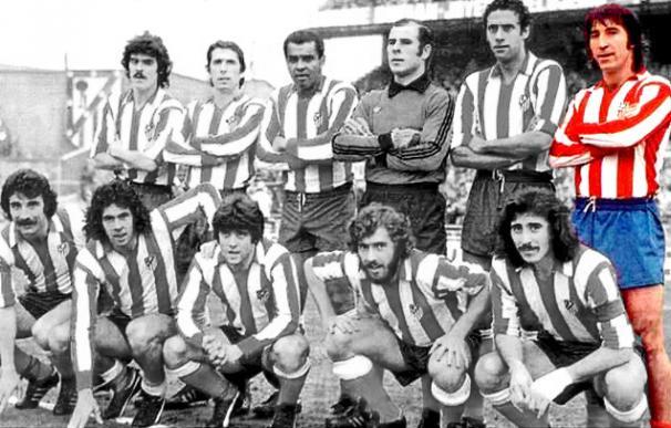 Atlético de Madrid 1977