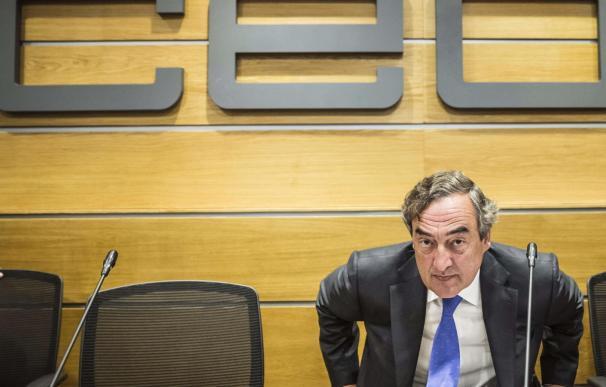 Atado y bien atado: Rosell plantea un plan quinquenal en la CEOE antes de su despedida