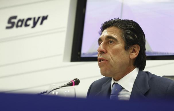 Manuel Manrique vende títulos de Sacyr por más de 1,32 millones de euros