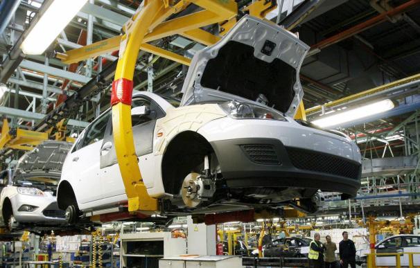 Fábrica de Ford ( EFE/Juan Carlos Cárdenas, EFE)