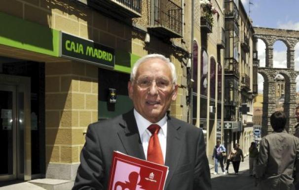 Alitano Soto, expresidente de Caja Segovia.
