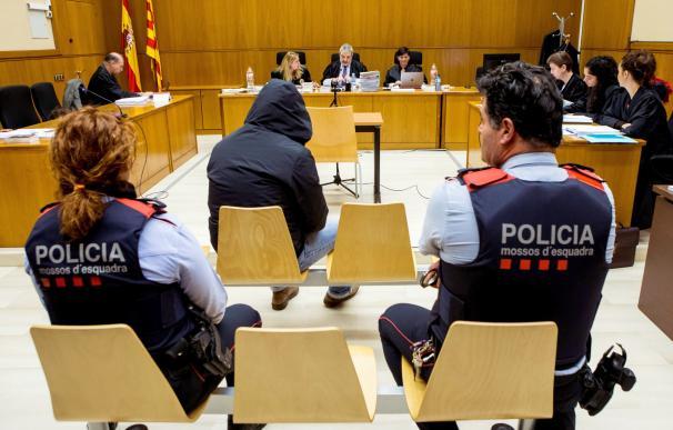Fotografía de archivo del juicio de Francisco Javier Corbacho