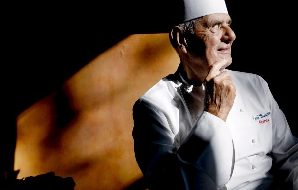 El más famoso cocinero de Francia, Paul Bocuse, en imagen de archivo (EFE)