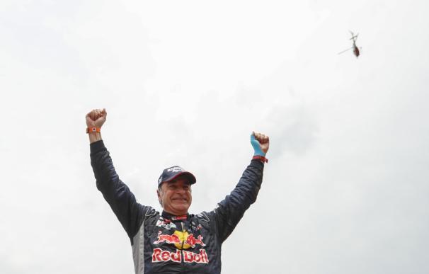 Carlos Sainz incrementa la leyenda y conquista su segundo Rally Dakar