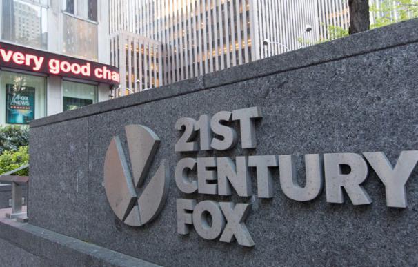 Logo de 21st Century Fox