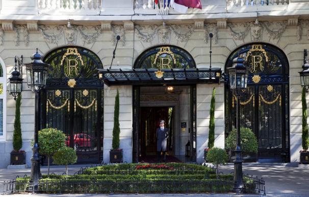 Entrada Hotel Ritz