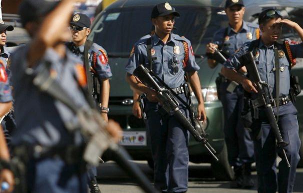 Agentes de Policía de Filipinas