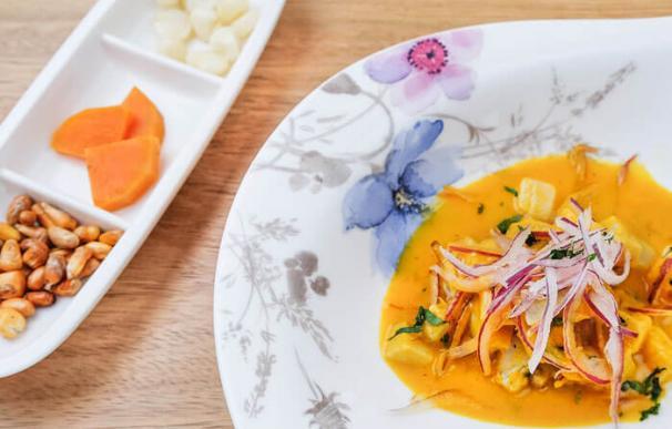 Kion & Sui, rica cocina chifa en La Moraleja