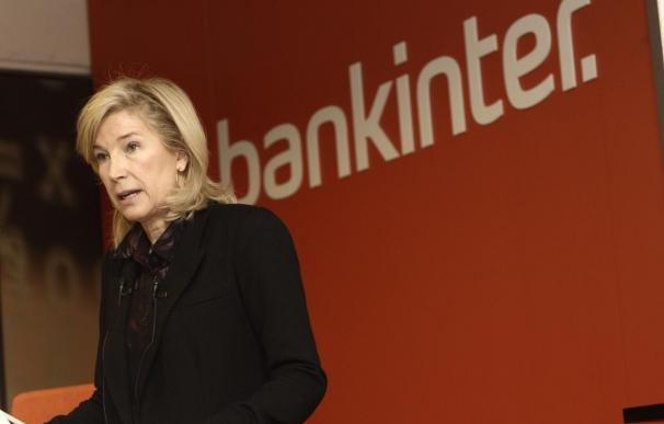 """Dancausa augura que el resultado a Bankinter a final de año será """"extraordinario"""" si mantiene el ritmo actual"""