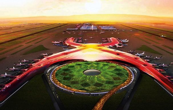 Así será el nuevo aeropuerto de la Ciudad de México