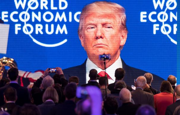 Trump, en Davos