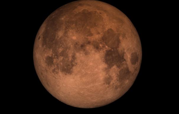 Llega la primer Superluna Roja de 2018