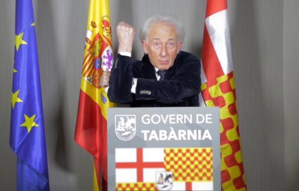 Boadella desafía a los independentistas como nuevo líder de Tabarnia