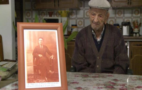 Francisco Núñez 'Marchena', la persona más mayor del mundo