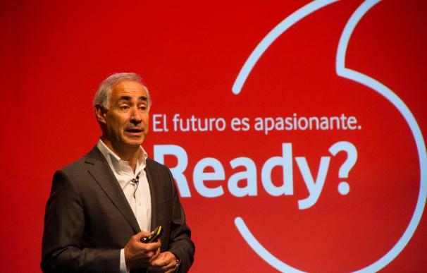 Imagen de Antonio Coimbra, presidente de Vodafone España.